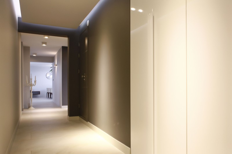Apartament w Gdańsku Projektant wnętrz